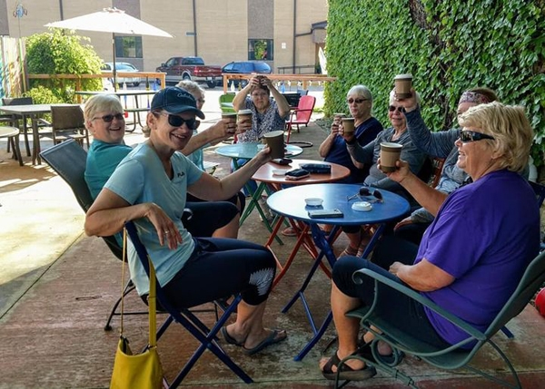 """The Guttenberg Art Gallery and Creativity Center located at 214 South River Park Drive is hosting """"Farm to Table"""" Sunday brunches every other Sunday throughout the summer from 11 a.m. - 2:30 p.m. in their indoor gallery and outdoor courtyard. Reservations are required due to limited..."""