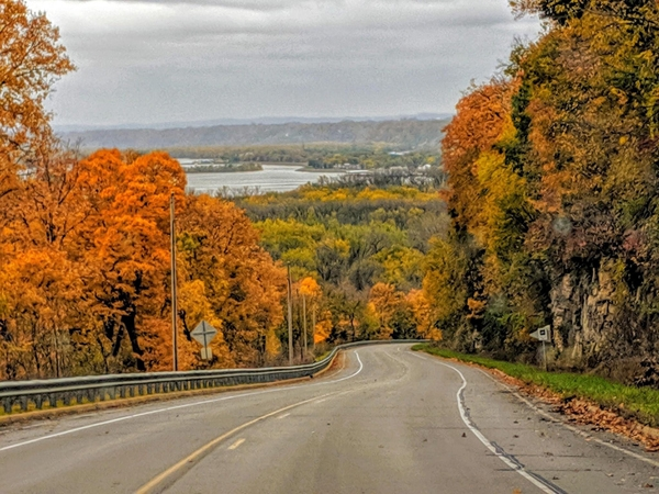 """By Caroline RosackerThe steep hill heading north on the outskirts of Guttenberg, on the Great River Road, has been called """"Heitman Hill"""" for as long as anyone can remember. The narrow strip of pavement rests between a limestone bluff and a steep drop-off overlooking the..."""