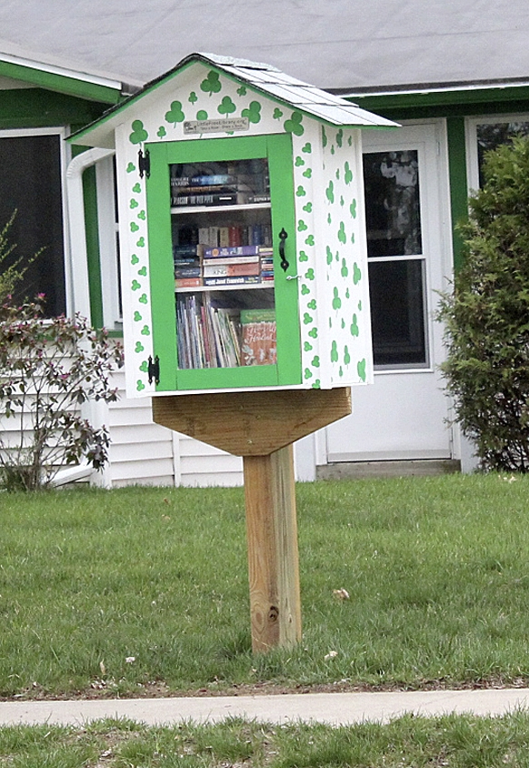 By Correne MartinWhen public facilities like local libraries were closed during the pandemic, avid readers who enjoy having a book in-hand found that Little Free Libraries filled a void for them.A Little Free Library is a book exchange box that oftentimes resembles a small house...