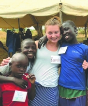 Register update Africa trip creates awareness in students