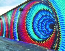 Art in the Alley Fund-raising for project continues